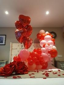 I Love You Balloon Package